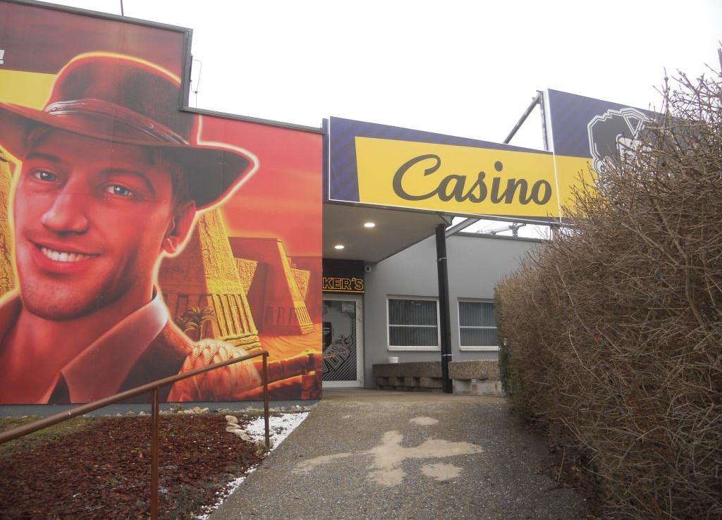 Gewerbeobjekt Leoben Casino