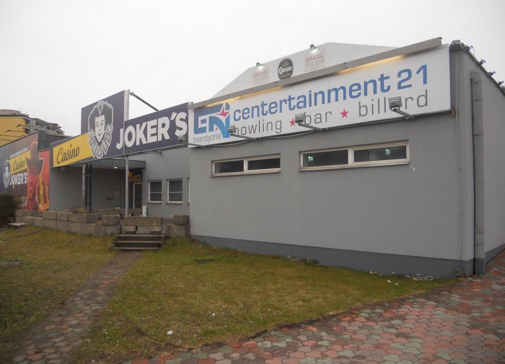 Gewerbeobjekt Leoben Centertainment