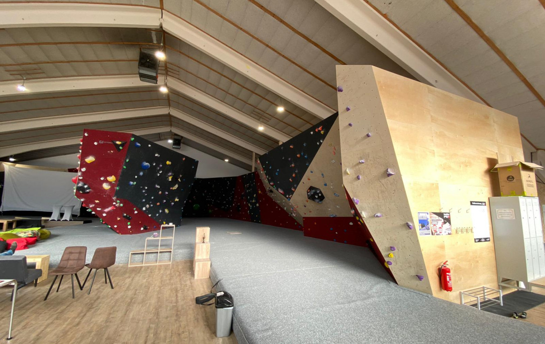 Gewerbeobjekt Leoben Boulderhalle